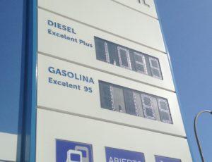 Tu coche para la caravana ¿diésel o gasolina?