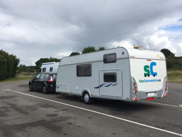 El turismo de camping está en auge entre los españoles