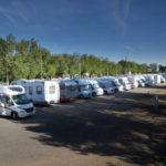 Un cuarto de millón de autocaravanas circulan por España