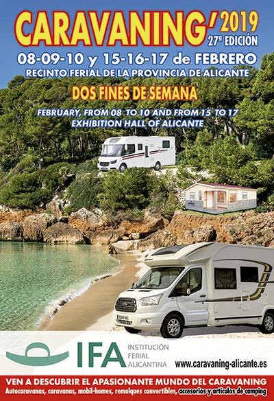 Caravaning Alicante 2019