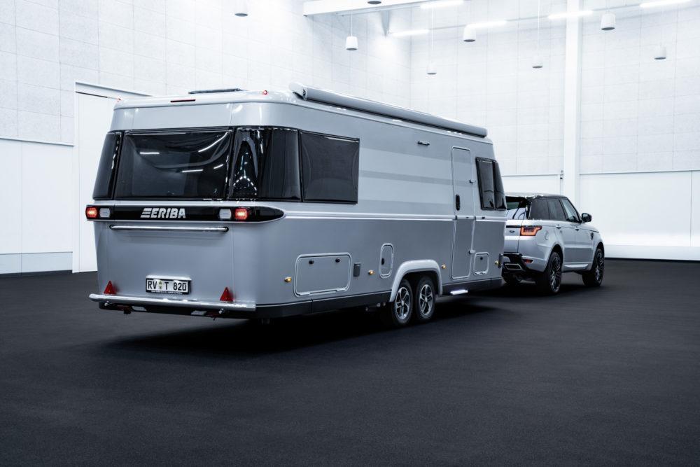 Nueva Eriba Touring 820, diseño único y características sorprendentes