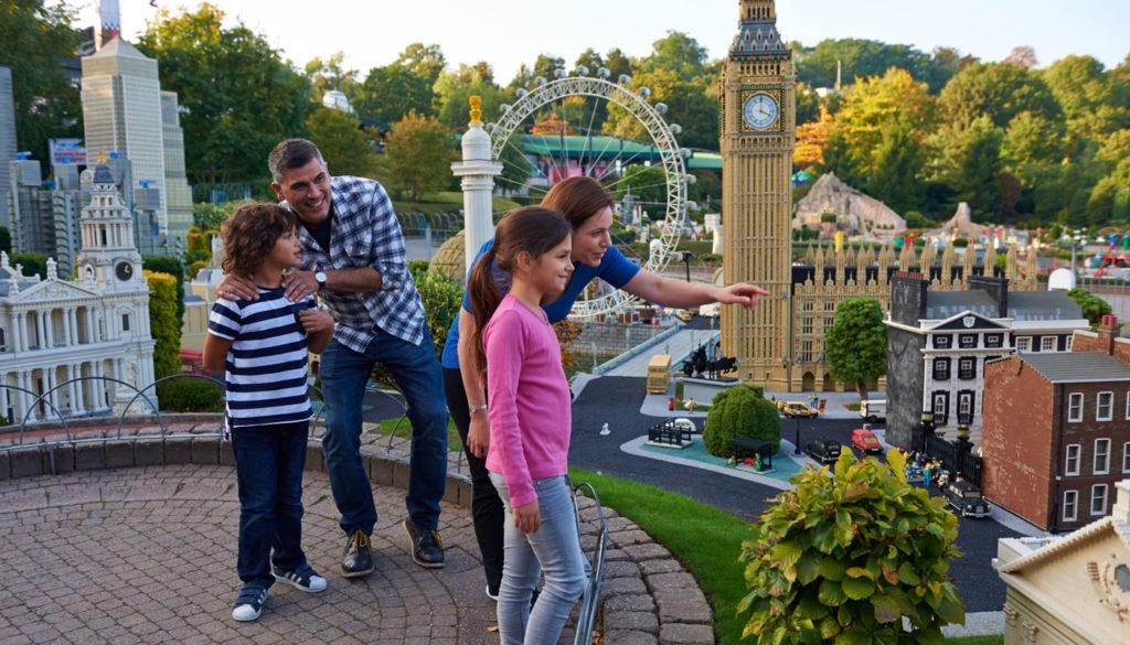 Miniland en Legoland Windsor