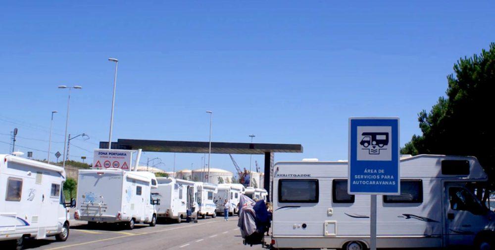 Crece la polémica sobre las áreas 'ilegales' para autocaravanas
