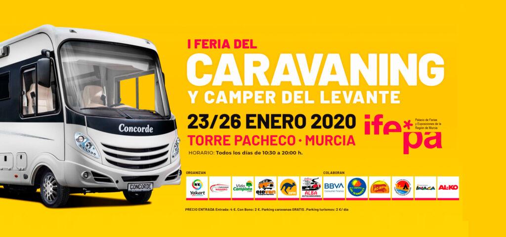 Feria del Caravaning y Camper del Levante