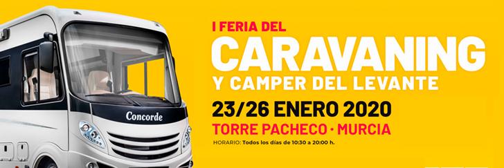 I Feria del Caravaning y Camper de Levante