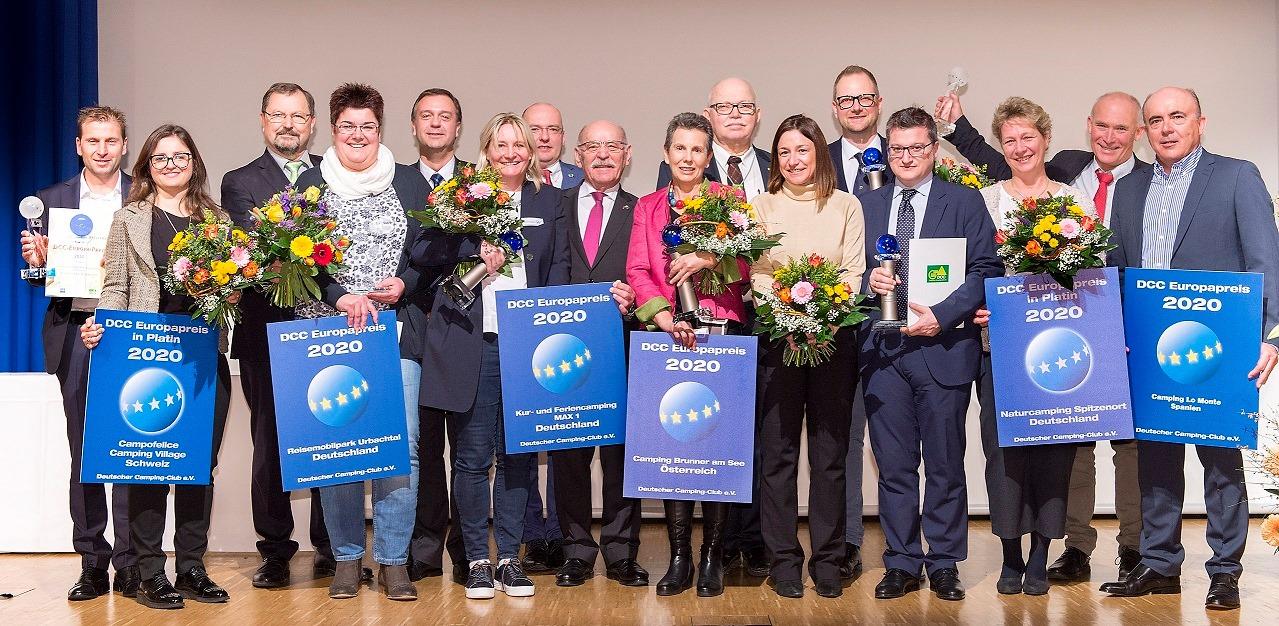 Lo Monte recibe el premio a Mejor Camping para familias alemanas
