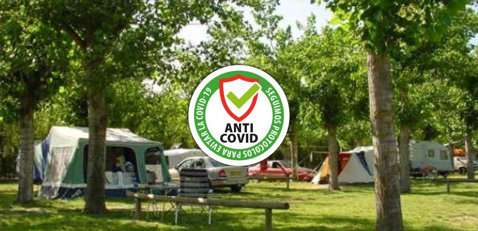 Así son los campings tras la COVID-19